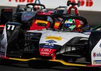 Formel E, New York E-Prix 2019: Audi-Pilot Lucas di Grassi im Rennfahrzeug Audi e-tron FE05 / Foto: Audi Communications Motorsport / Michael Kunkel