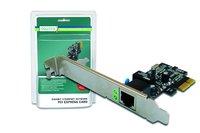 DIGITUS® PCI Express Netzwerkkarte DN-1013-2
