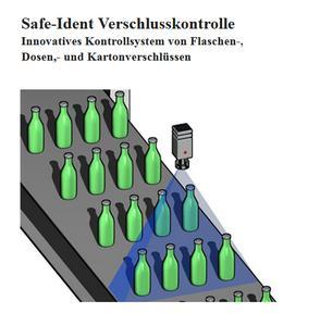 Strelen Safe Ident Packaging zur Inspektion von Verpackungsvorgängen