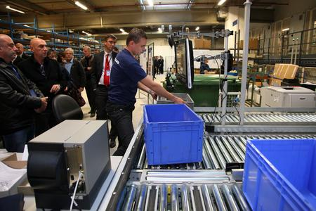 Marlog project: Eurocopter officially ends work on its ambitious program to optimize the Group's logistics chain