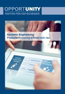 """UNITY's new publication: """"Systems Engineering – The next Level of Product Development"""""""