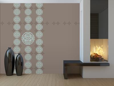 photokina weltneuheit echte tapeten zum vollst ndigen selbst gestalten pixopolis e k. Black Bedroom Furniture Sets. Home Design Ideas