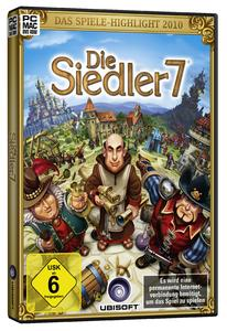 Die Siedler 7 PC 3D