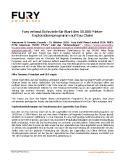 [PDF] Pressemitteilung: Fury erfasst Bohrziele für Start des 50.000-Meter-Explorationsprogramm auf Eau Claire