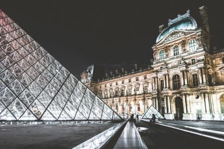 Paris bei Nacht...