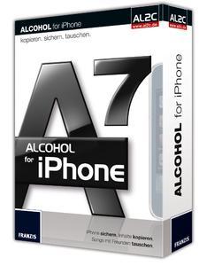 Boxshot Alcohol iPhone