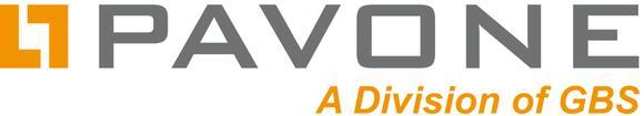 Logo GBS-PAVONE txt a Division of GBS X3.jpg