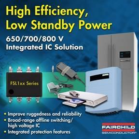 FPS™ Green Mode Leistungsschaltern der FSL1x Serie