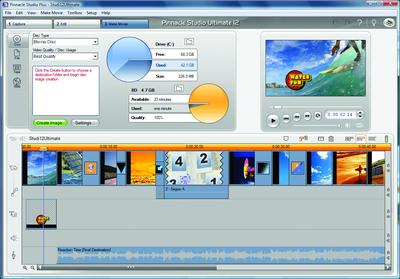 Studio Plus Bluray Export