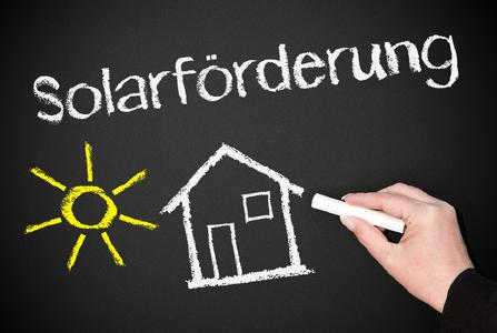 Stadtwerke Forchheim und die Solarfoerderung