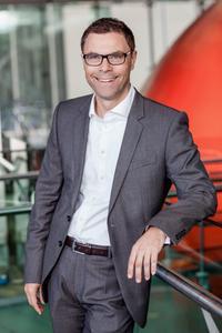 TTS Head of Marketing, Joerg Geulen