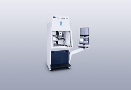 Flexible, economic and ergonomic: For users who are interested in small and medium batch laser welding, the new TruLaser Station 3003 is the ideal laser system (Photo: TRUMPF Group)