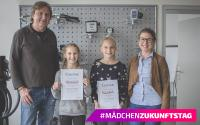 Girls'Day 2019 bei ZUWA in Laufen