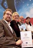 Direct Print Powered by KHS™ wins the prestigious EDP 2016 award for 'Best Industrial Production Solution' at drupa