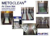 METOCLEAN Air Clean Mat - Anwendungsbeispiele