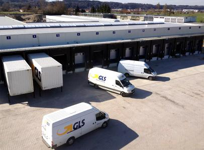 GLS Depot Geretsried