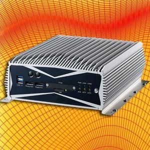 NISE 3600E - lüfterloses Embedded System der 3. Intel Core Generation!