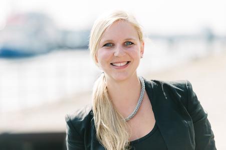 Klara Sachse, Workshopverantwortliche und Consultant der Management Angels