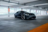 TECHART launches individualization and refinement range for the Porsche Taycan models