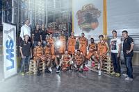 Laborgroßhandel LMS ist Sponsor im Leistungssport