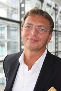 Studiengangleiter, Prof. Dr. Christoph Beck / Foto: HS Koblenz