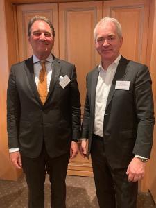 Ulrich Ackermann und Ralf Schmid