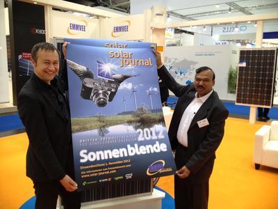 Sonnenblende 2012: Start durch die Geschäftsführung von Emmvee (Foto: Frank Hilgenfeld)