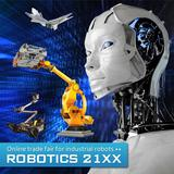 ROBOTICS 21XX - the online show for the world of robots
