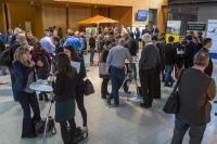 """Netzwerken der """"kommunalen Energiewender"""" am Kongress Energieautonome Kommunen (Foto: Solar Promotion GmbH)"""
