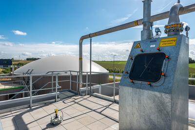 Schmack Biogas nimmt erste Anlage in Belgien in Betrieb