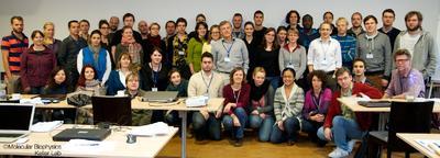 Internationaler Biophysik-Workshop an der TU