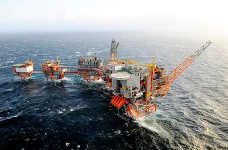 Bilfinger Industrier Norge setzt seine Erfolgsserie fort. BP Norwegen hat die Gesellschaft jetzt mit Gerüstbau, Isolierung, Korrosionsschutz und Zugangstechnik in den Feldern Valhall, Ula und Skarv beauftragt (Quelle: BP Norge)
