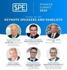 SPE Pioneer Summit 2020 Speaker
