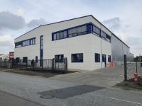 Friesland Kabel: Erfolgreiche Einweihungsfeier für neues Logistikzentrum