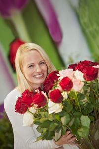 Am 14. Februar ist Valentinstag, der Tag der Liebe und der Blumen