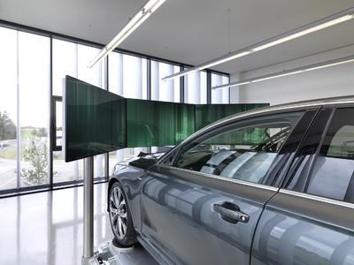 Driving simulator (Source: BFFT)