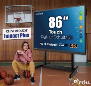 Klassenzimmer grenzenlos - Mit der digitalen Schultafel zur Miete!