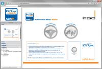 Startseite des ViFlow AddOns Automotive Retail Master