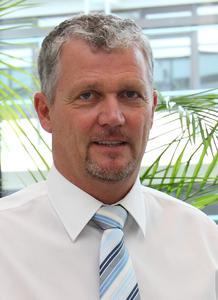 Manfred Lachauer, neuer Geschäftsführer der Advantech-DLoG