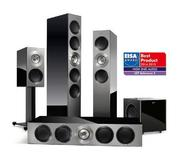 KEF Reference 5 gewinnt EISA AWARD 2014-2015 in der Kategorie EUROPEAN HIGH END AUDIO