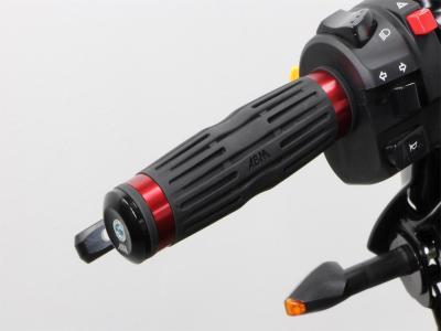 Bild 2 von 4: Vibrationshemmend und ergonomisch – Griffgummi ergoGrip