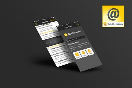 Kabel E-Mail App