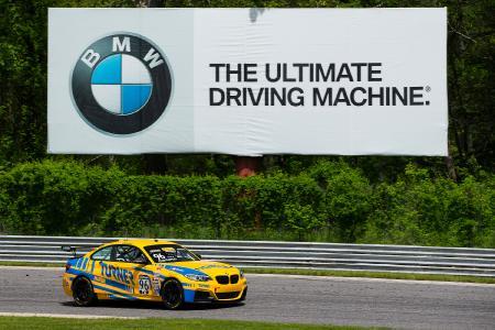 Dane Cameron, Turner Motorsport, BMW M235i Racing, Pirelli World Challenge, Lime Rock Park