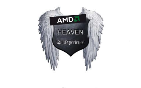 Gamer's Paradise liegt in Köln: AMD lädt zur AMD Heaven GamExperience