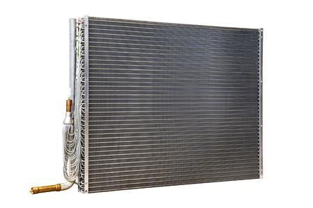 Speziell von Lloyd Coils Europe entwickelter energieoptimierter Verflüssiger
