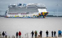 MEYER WERFT hands over Norwegian Encore
