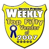 NovaStor voted into the Top 50 Vendors of 2007