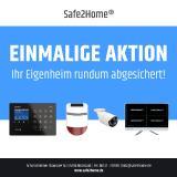 Safe2Home-Sonderaktion geht in die Verlängerung