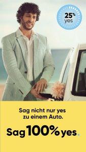 Hundertprozentig sicher sein beim Autokauf: Sag 100% Yes mit YesAuto
