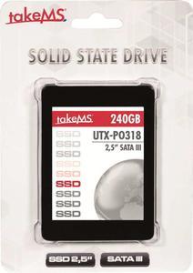 Nach erfolgreicher Markteinführung, erweitert takeMS die SSD UTX-Serie um die UTX-PO318